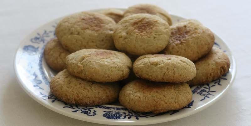 Petits biscuits à la pulpe d'avoine
