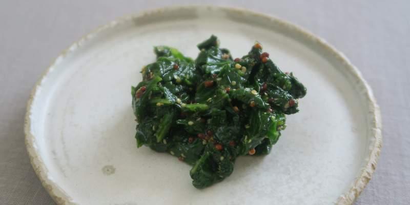 salade de fanes de betterave