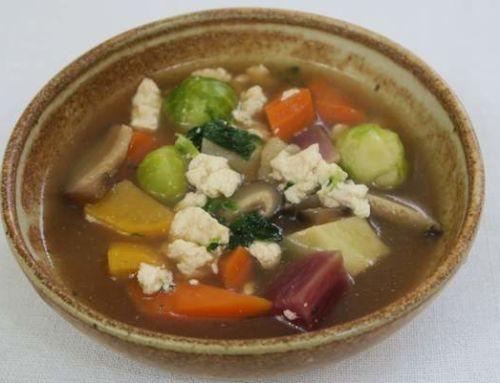 La soupe kenchine