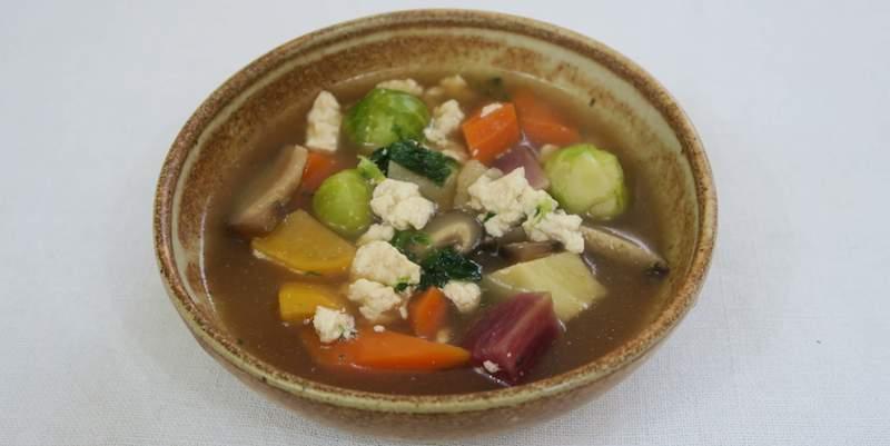 La soupe kenchine, kenchinjiru