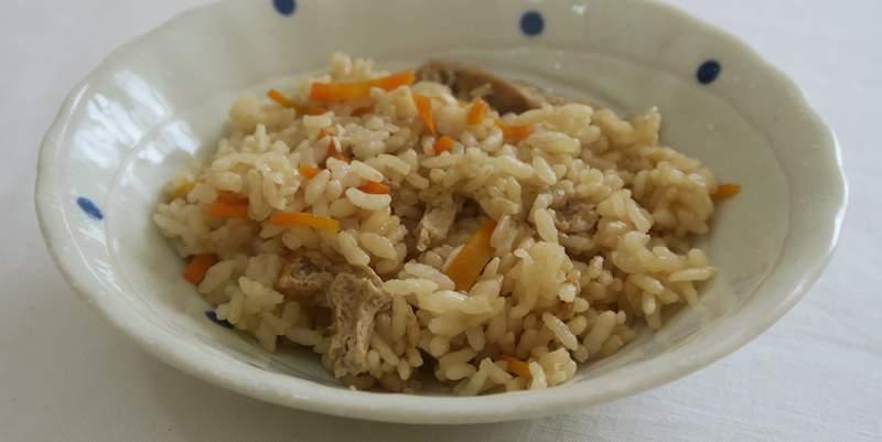 riz aux carottes